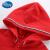 ディズニーDispneyは子供服を自営しています。子供服の中小童ニットレインコート2019春夏新型DA 916680 D 01の真っ赤な色の120
