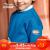 ANTA子供オフィシャル旗艦子供服男性子供服2020秋冬セットヘッドガードA 3549719スペースブルー-2/120