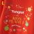 子供の泰秋の赤ちゃんのカジュアル外出服1-4歳の赤ちゃんの長袖Tシャツに赤い80 cmの服を着ます。